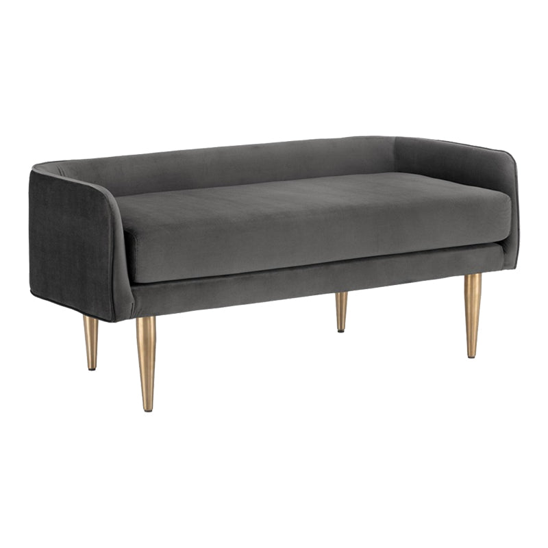Warren Bench - Seating - Black Rooster Maison