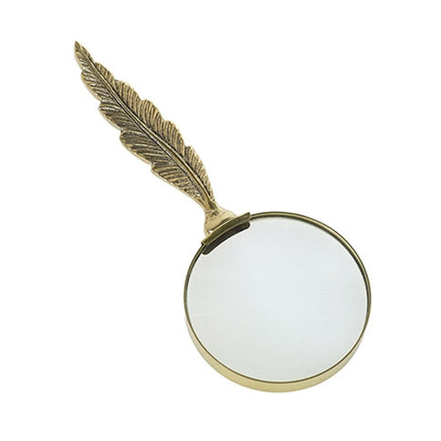 Feather Magnifying Glass - Accessories - Black Rooster Maison