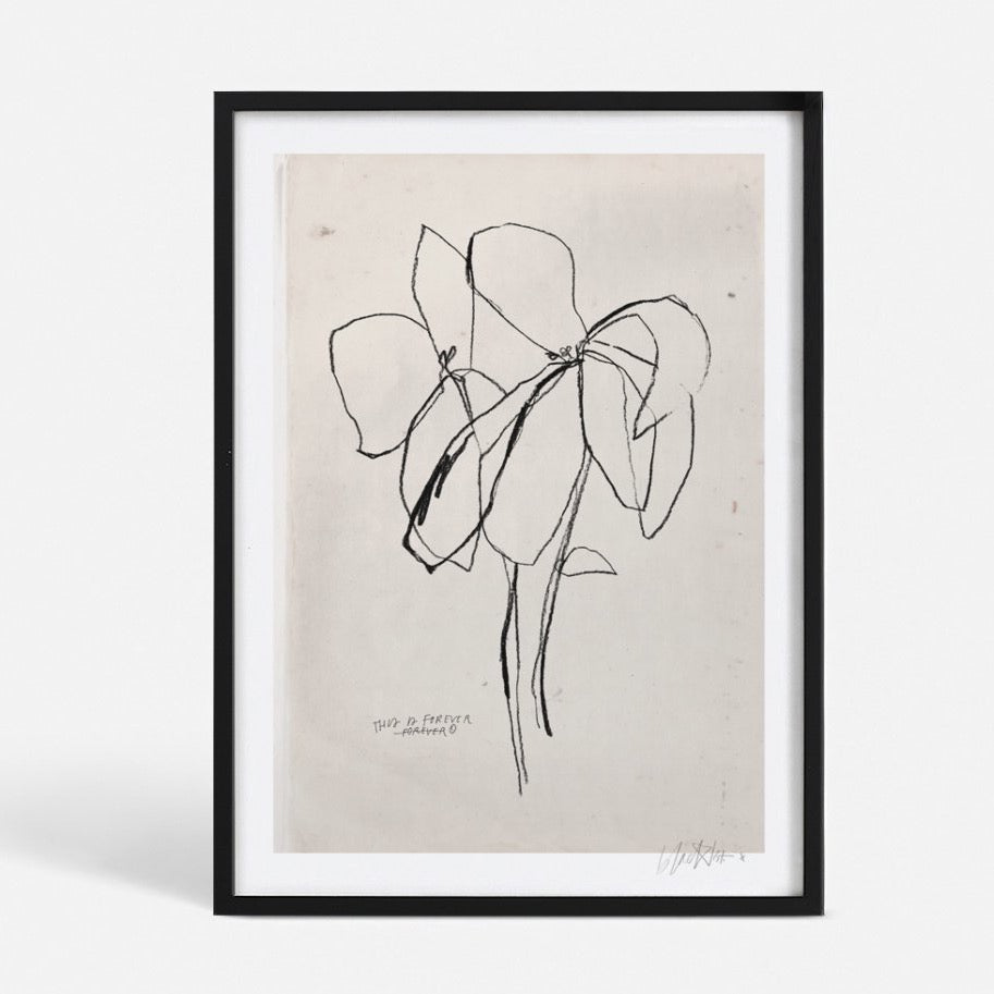 Lilies Forever - Wall Art - Black Rooster Maison
