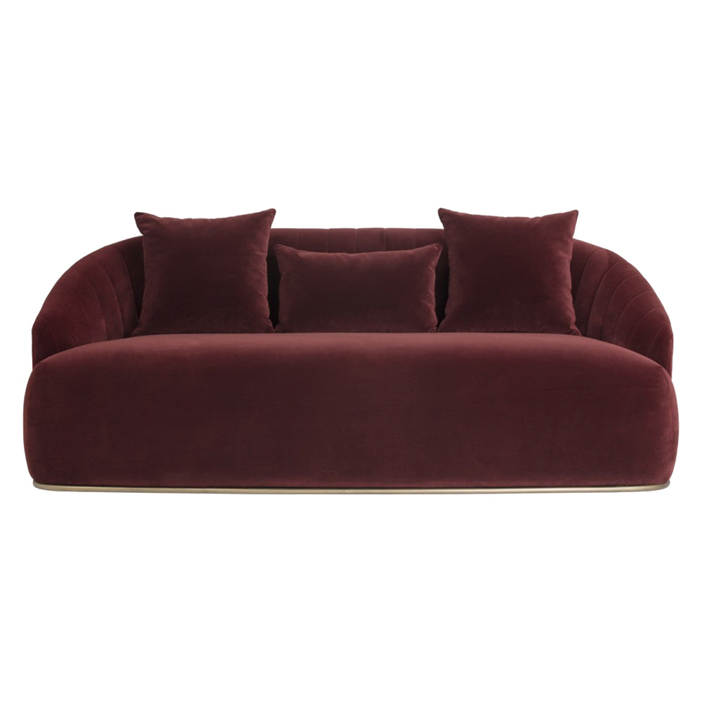 Merlot Sofa - Furniture - Black Rooster Maison