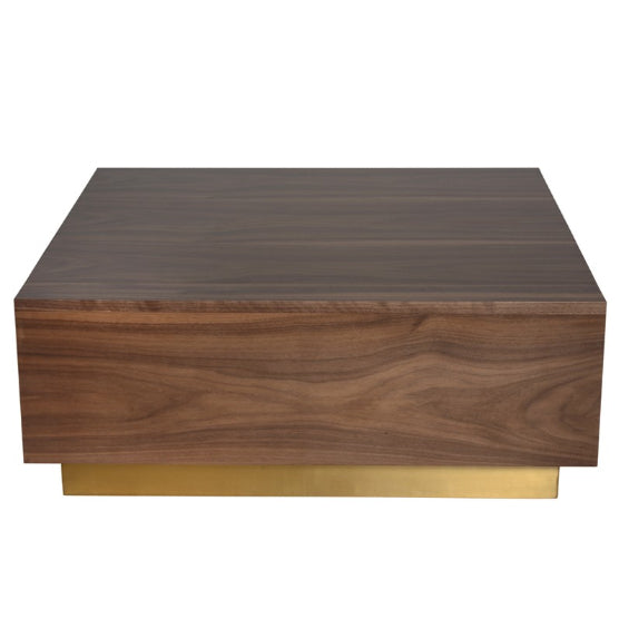 Sequoia Coffee Table - Black Rooster Maison