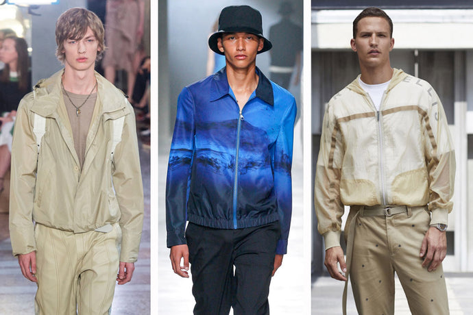 Men's Spring 2018 Fashion Trends