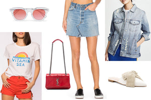 Get the Look: How to Wear Denim on Denim