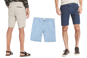 Men's Shorts Style: Redefining the Summer Uniform