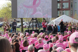 Bend & Hook Celebrates Mother's Day at the Susan G Komen Race for the Cure