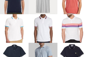 The New Men's Polos: 2018 Summer's Best