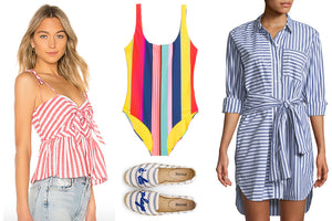 The Best of Summer Stripes: What to Buy