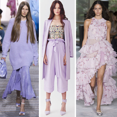 2018 Womens Fashion Trends - Lavenders