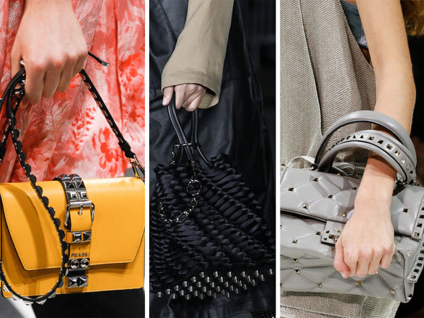 Spring 2018 Studded Bags