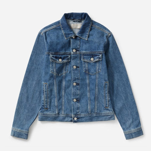 Everlane The Denim Jacket in Blue Wash