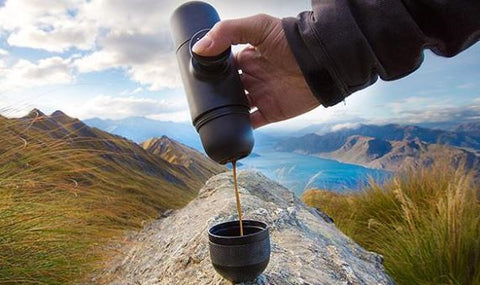 mini portable espresso maker