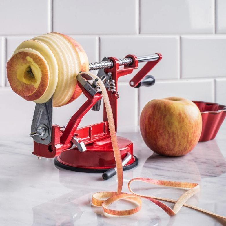 3-in-1 Apple Peeler Slicer & Corer
