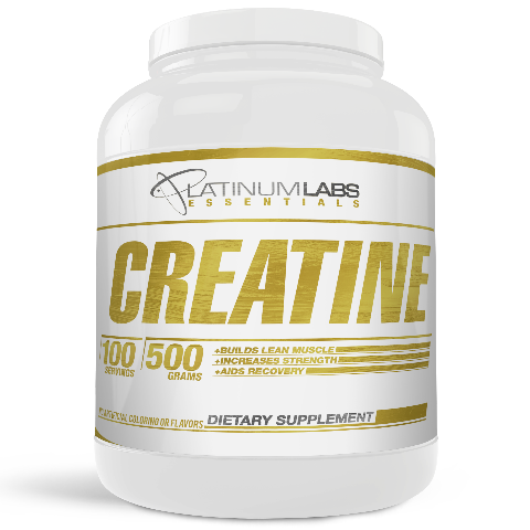 ESSENTIALS CREATINE