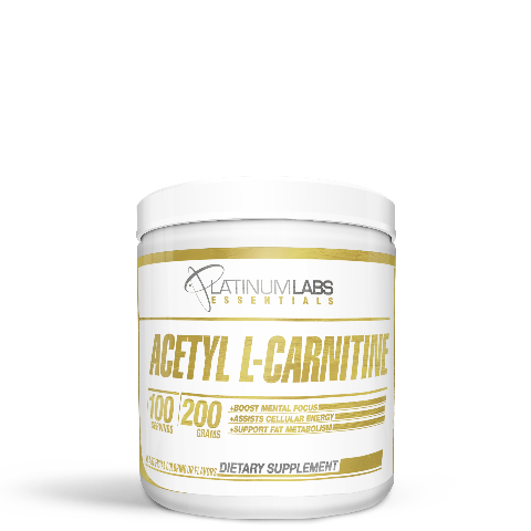 ESSENTIALS ACETYL L-CARNITINE 200G