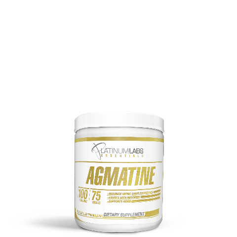 ESSENTIALS AGMATINE 75G