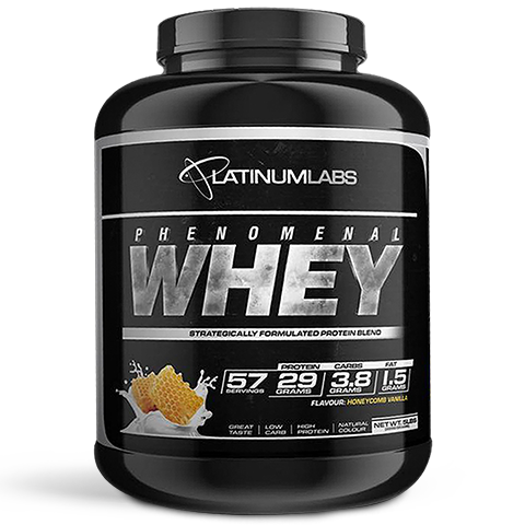 PHENOMENAL WHEY