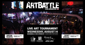 Art Battle Los Angeles