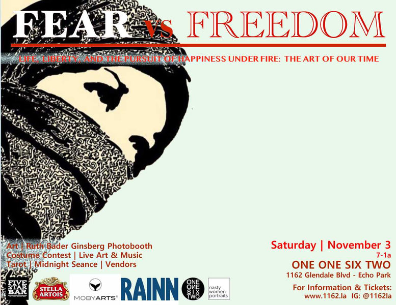 Fear Vs Freedom