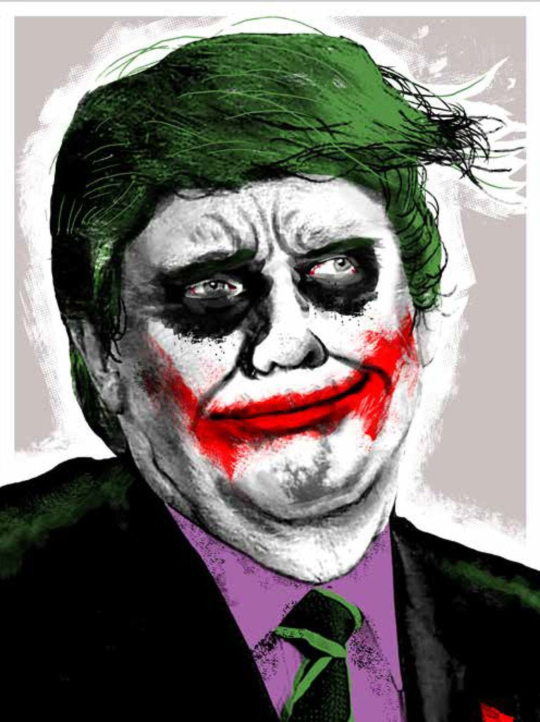 Why So Serious America