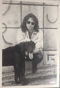 Jim Morrison of The Doors, Kevin Circosta