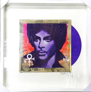 Prince On An Album Cover, Germizm