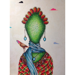 Cactus Frida, Johnny Quintanilla