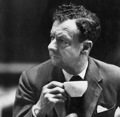 ['I say! You expect me to swallow that old hogwash' Mr Benjamin Britten - image reblogged from bbc.co.uk]