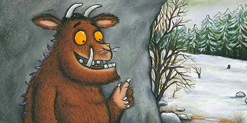 [The Gruffalo - reblogged from thebookpeople.co.uk]