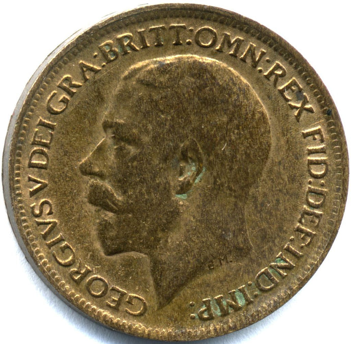 By John Alan Elson for image, Bernard Mackennal for coin - direct scan by John Alan Elson, Public Domain, https://commons.wikimedia.org/w/index.php?curid=36084240