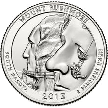 Load image into Gallery viewer, USA - Quarters - Park 2010-2019 - Denver Mint Mark