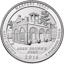 Load image into Gallery viewer, USA - Quarters - Park 2010-2019 - Philadelphia Mint Mark