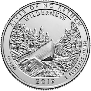 USA - Quarters - Park 2010-2019 - Denver Mint Mark
