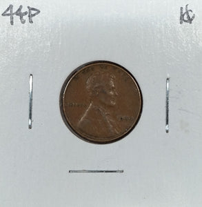 USA - Lincoln Wheat Cent  1909 - 1958