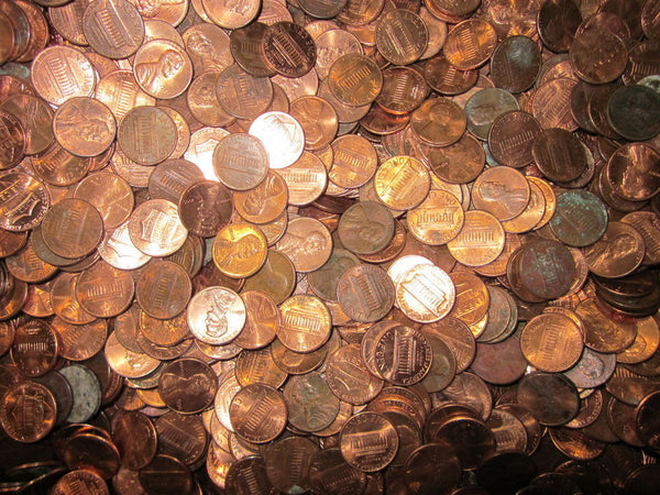 USA S Stamp One 1 Cent Coins