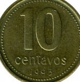 Argentina 50 Fifty Centavos Coins South America