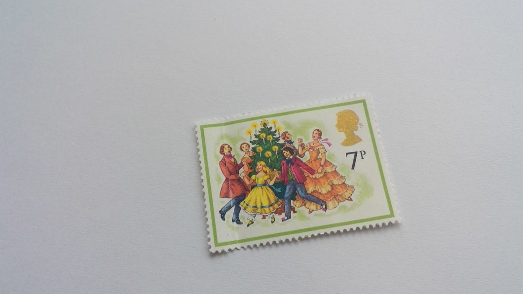 7p Stamps Mint Condition, Hinged