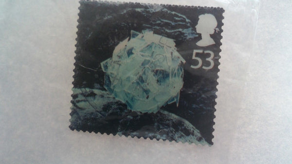 53p Unfranked Stamps Collectable