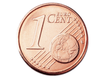 Ireland 1 Euro Cent, Uncirculated 2002