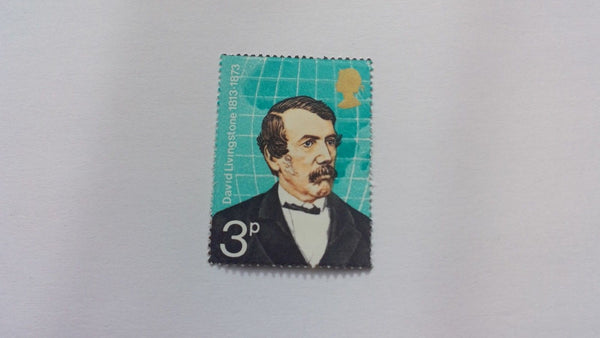 3p Stamps Mint Condition, Hinged