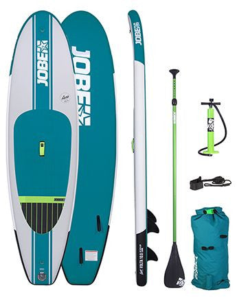 Jobe Volta 10.0 Inflatable Paddle Board Kit