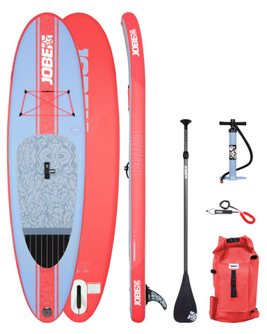 Jobe Yarra 10.6 Inflatable Paddle Board Kit Woman