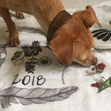 Limited Edition 2018 Calendar Tea Towel