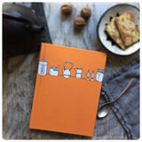 Kitchen Things Hardcover Journal