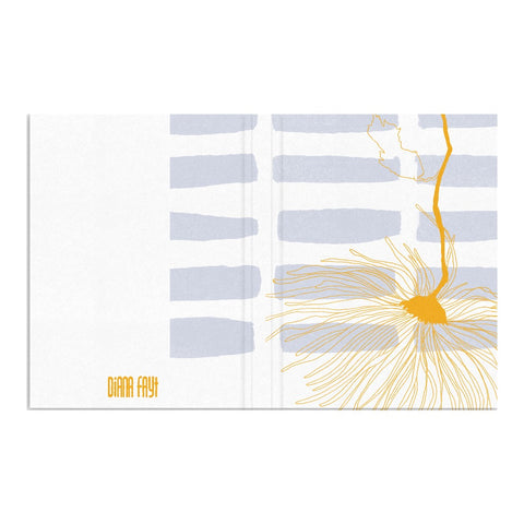 Spider Mum Hardcover Journal