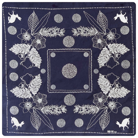 No. 1 Kerchief - Navy