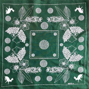 No. 1 Kerchief - Forest