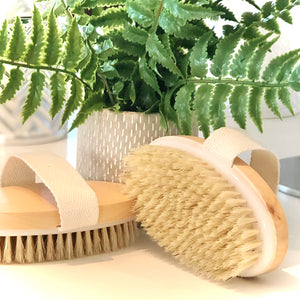 The Skin Benefits of Dry Brushing