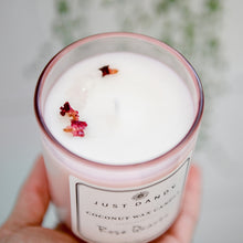 Coconut Wax Candle, 7 oz Misty Rose Nova