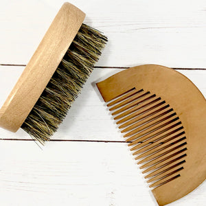 Beard Brush or Beard Comb