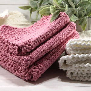 Hand Knit Washcloth